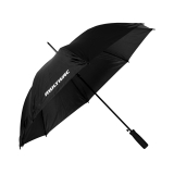 Stick umbrella Newport black